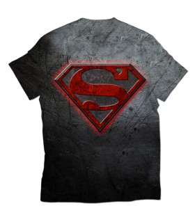 Superman all over printed t-shirt